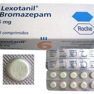 Buy LEXOTANIL online