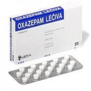 BUY Aleram (Oxazepam) ONLINE