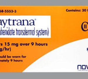 BUY Daytrana (methylphenidate patch) ONLINE